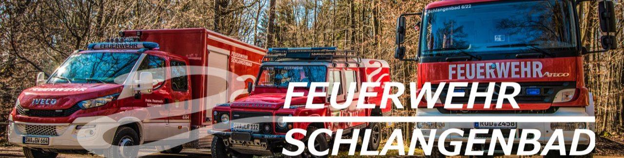 Feuerwehr Schlangenbad