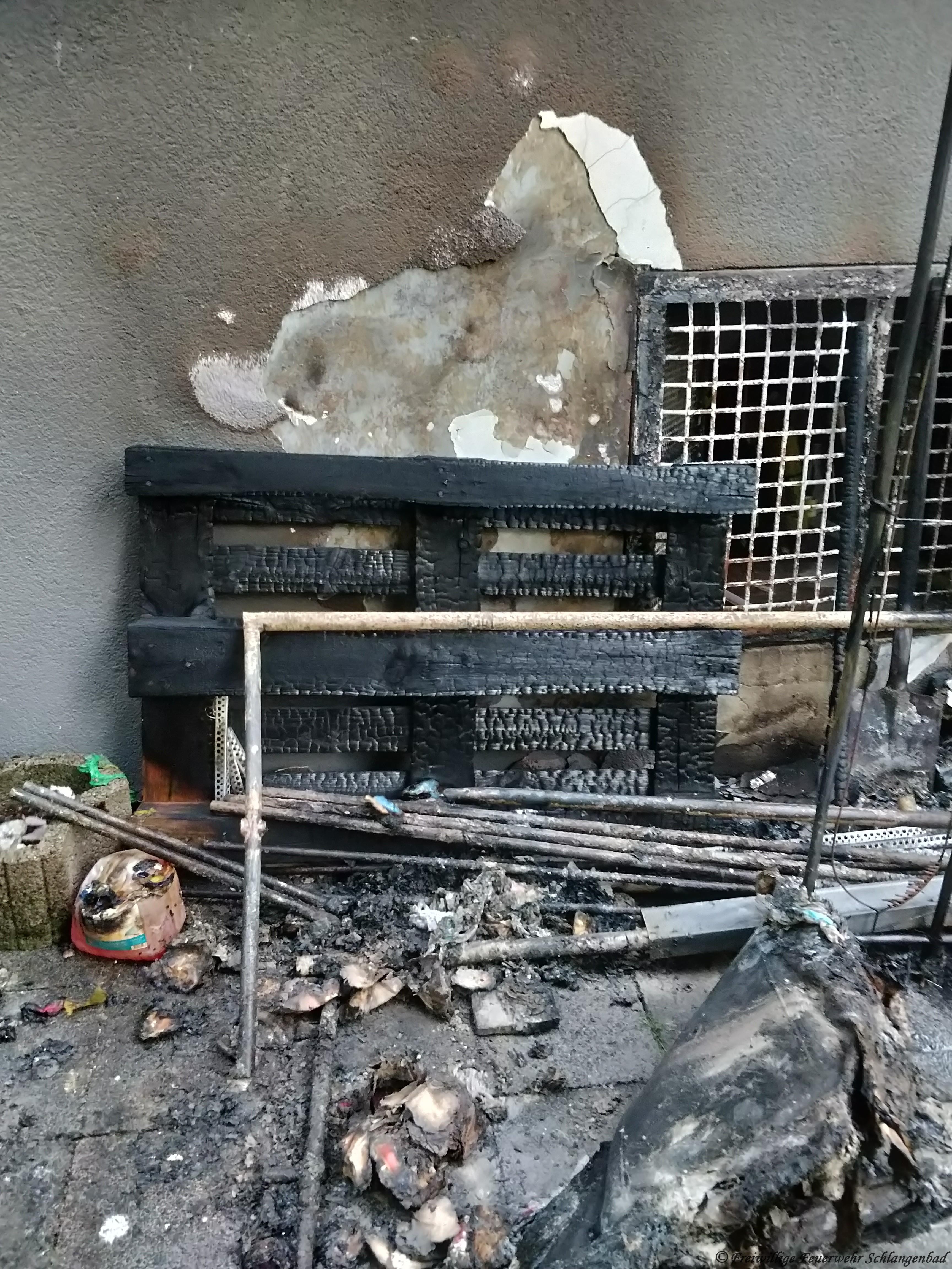 Einsatz 24/2019: gemeldeter Gebäudebrand