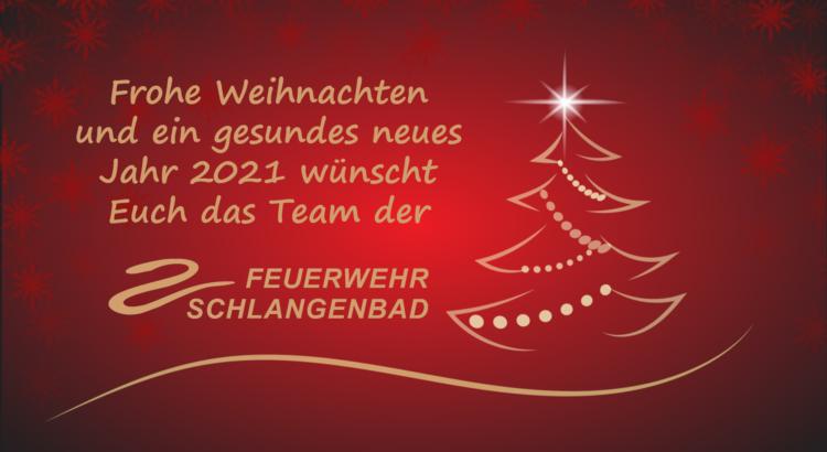 Weihnachten + Neujahr