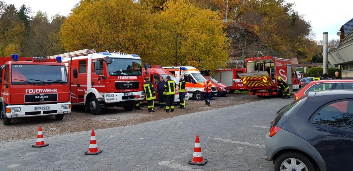 Unfall B260 Heute